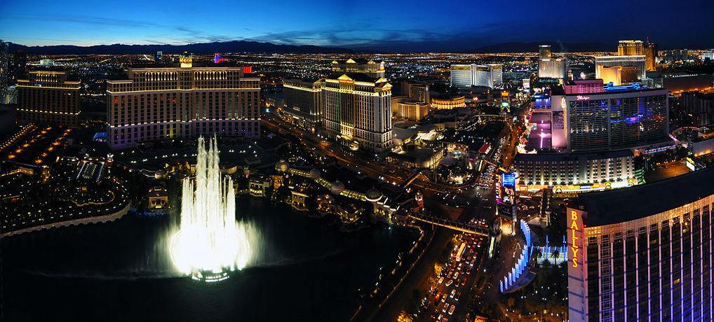 Las Vegas – 4 oplevelser i syndens by