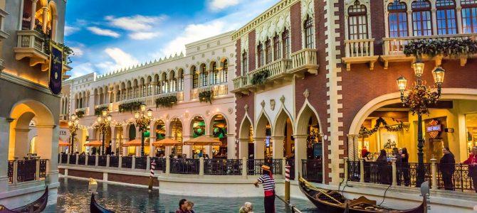 Paris, Venedig og Rom – i Las Vegas