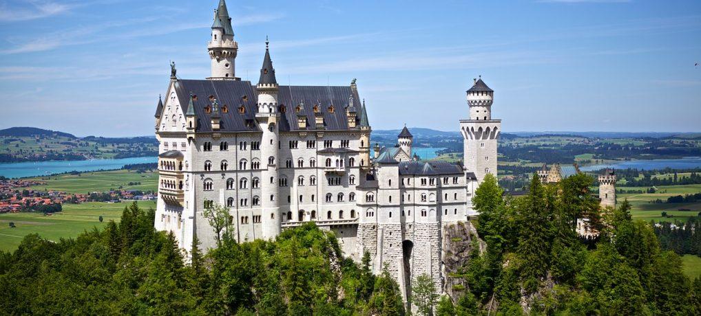 Tre forskellige ferier til Tyskland