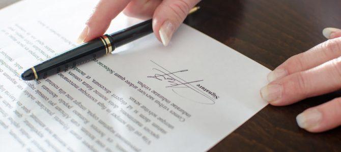 Hvad er en erhvervslejekontrakt?